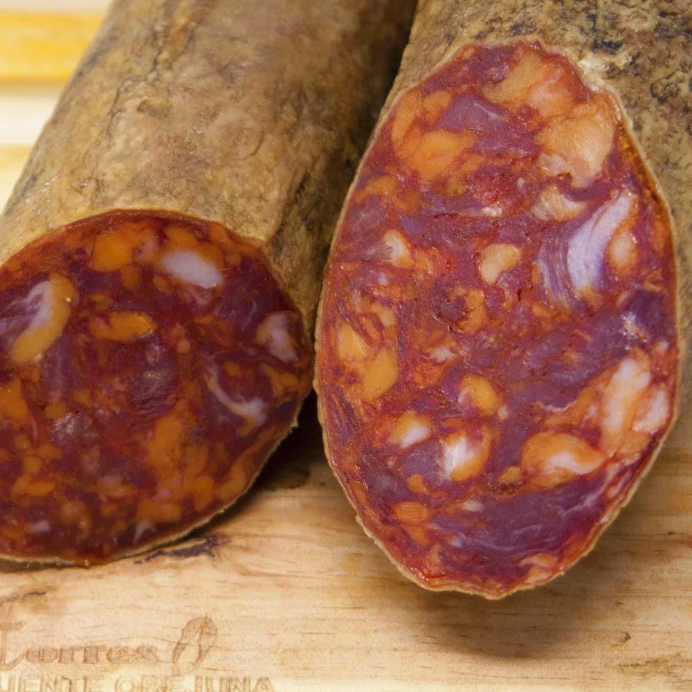 Chorizo Cular Bellota Romero Torres