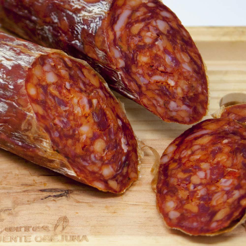 Chorizo Cular Cabeza Romero Torres