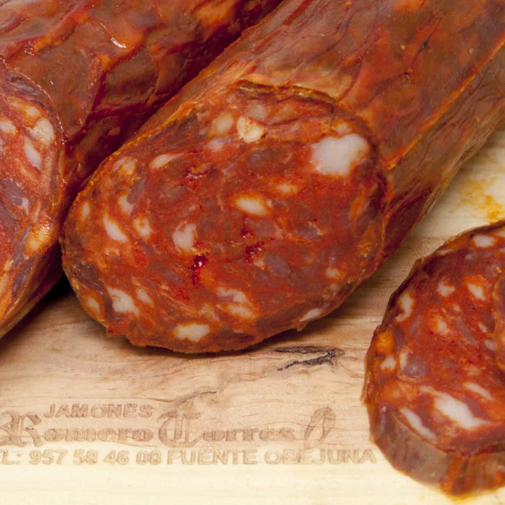 Chorizo Cular Extra Romero Torres