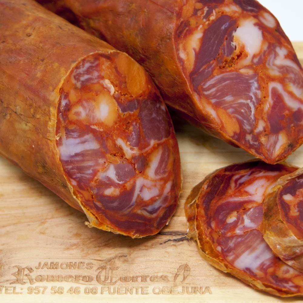 Chorizo Cular Ibérico Romero Torres