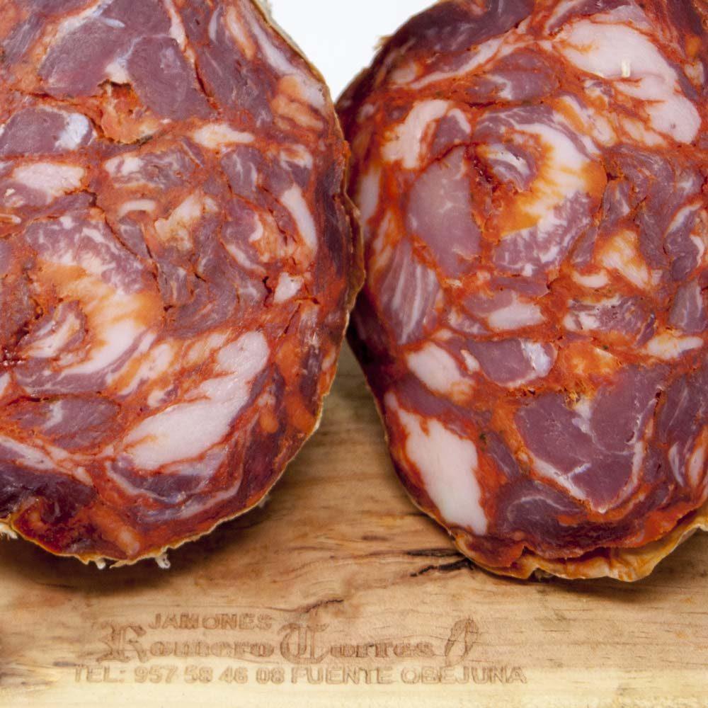 Chorizo Moscón Romero Torres