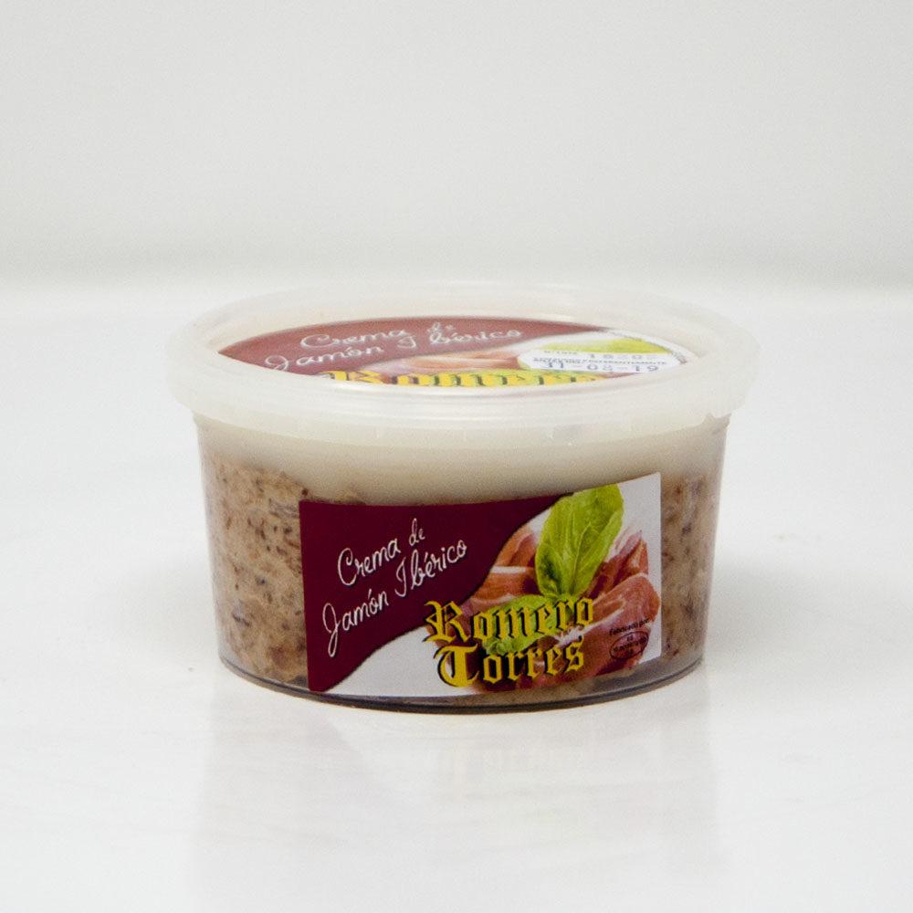 Crema Jamón Ibérico