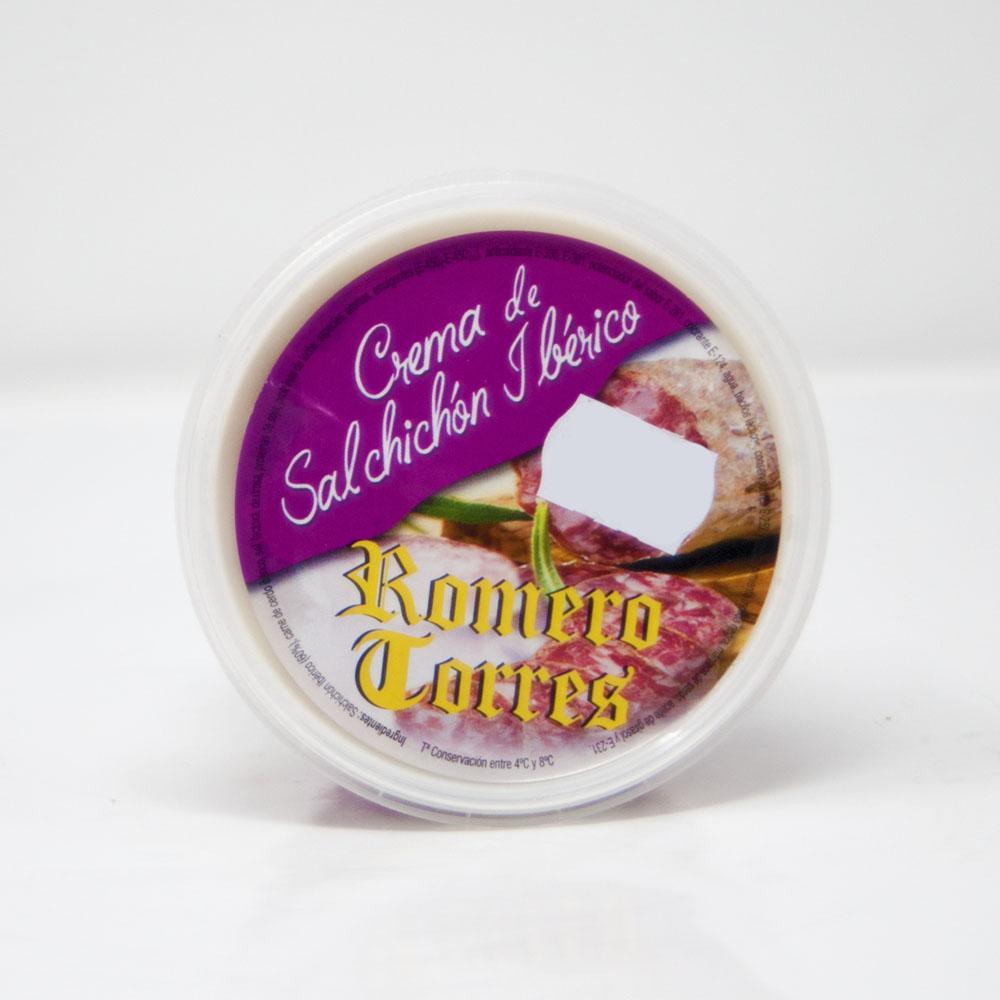 Crema Salchichón Ibérico