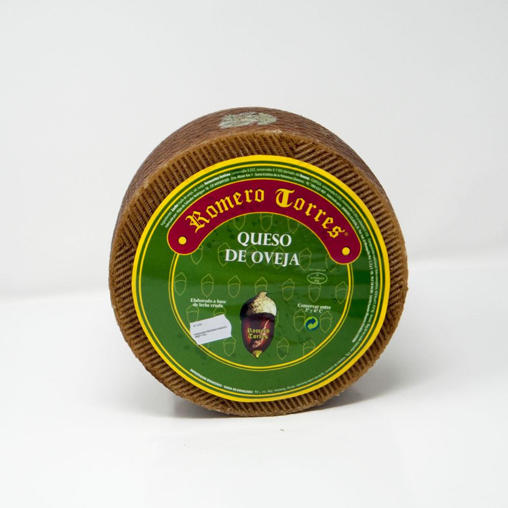 Queso Curado de Oveja Romero Torres