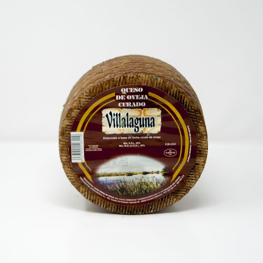 Queso de Oveja 100% Curado