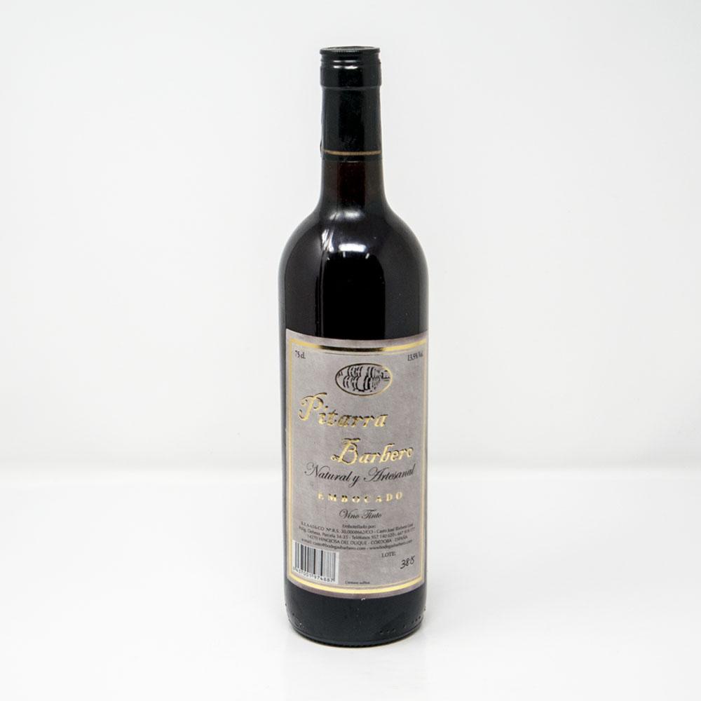 Vino Pitarra 3/4L